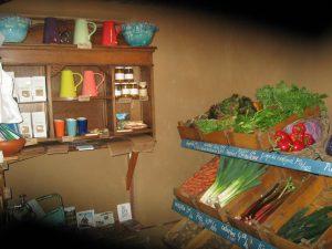 De groentewinkel